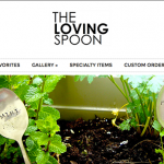 The Loving Spoon website thumbnail