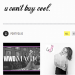 u can't buy cool website thumbnail